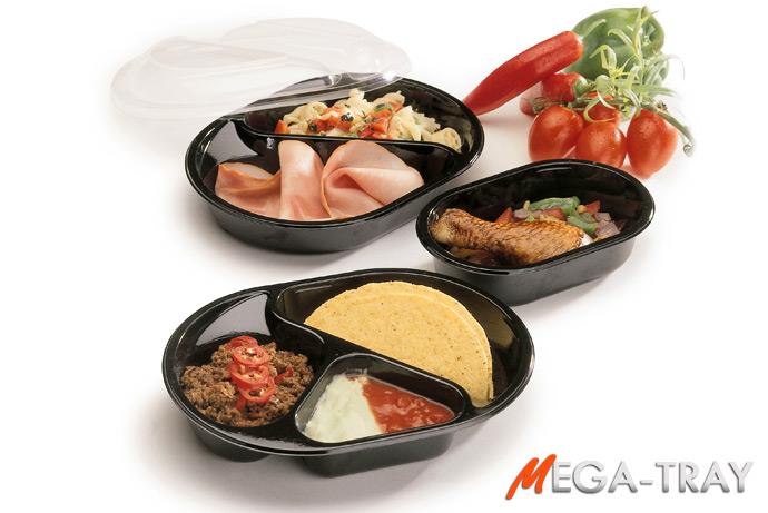 Готовые блюда в упаковке Plus Pack