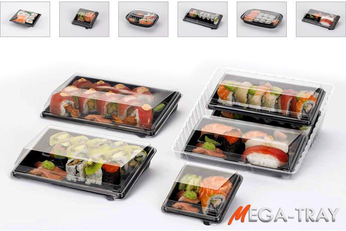 Суши в упаковке Plus Pack