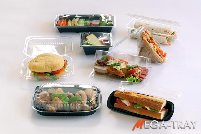 Закуски и сэндвичи в упаковке Plus Pack